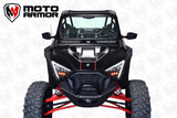 Full Glass Windshield for Polaris RZR PRO XP (Two Vent Model)