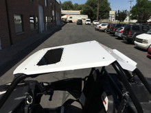 Fast Back Aluminum Roof/Top (With Sunroof) RZR  XP 1000, TURBO