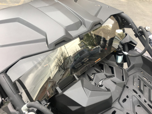 CAN-AM Maverick X3 Tinted Polycarbonate Rear Window