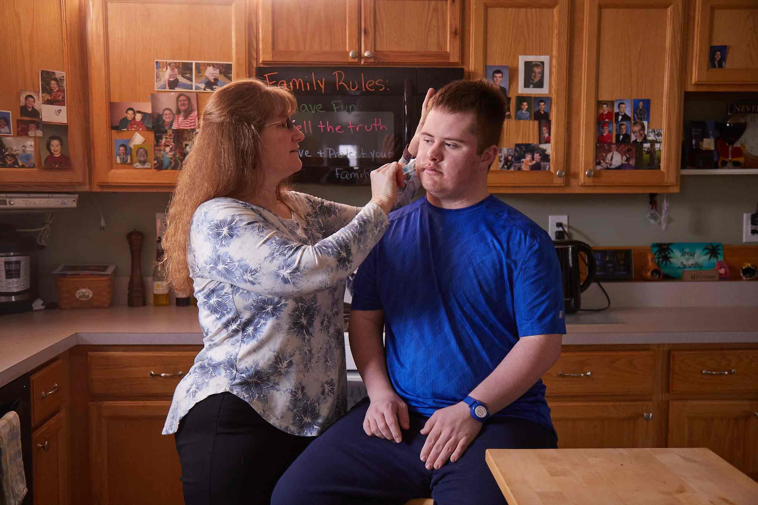 Introducing Gilltte TREO, the first razor designed with caregivers in mind | Gillette