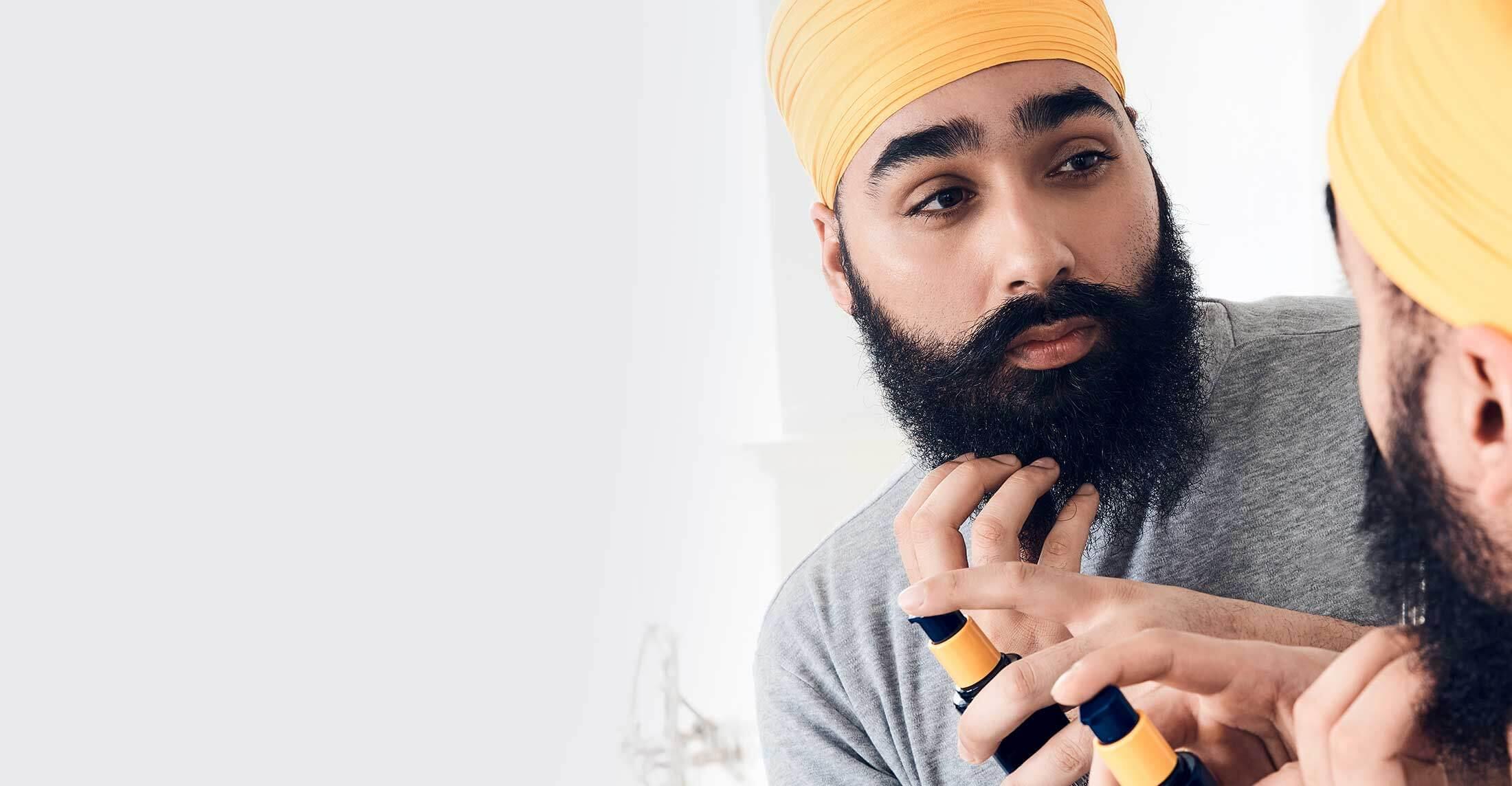 Nourish Your Beard