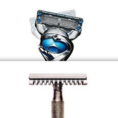 History of Shaving: Gillette Science, Technology and Razor Innovations