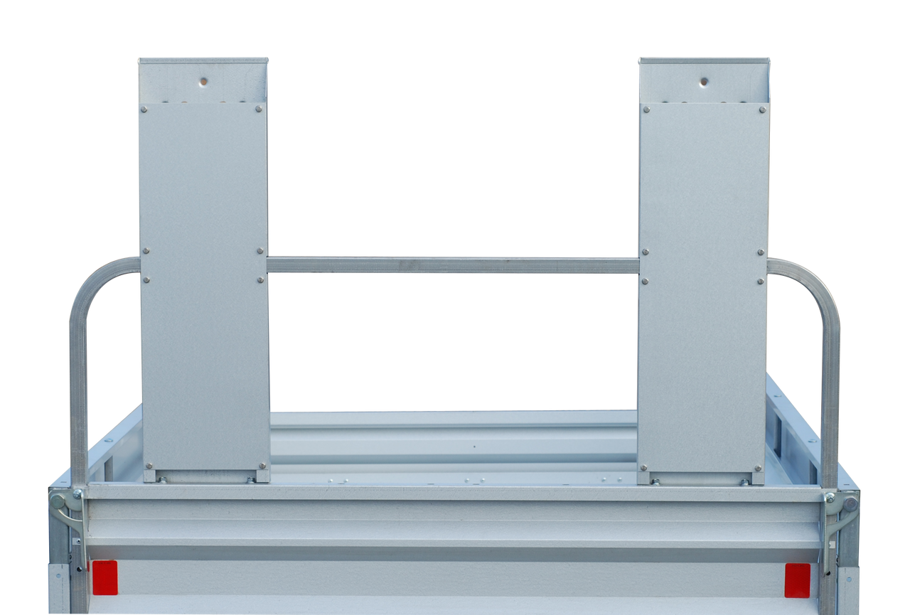 """The 48"""" ramps can only be installed on a trailer equipped with a ramp style gate."""