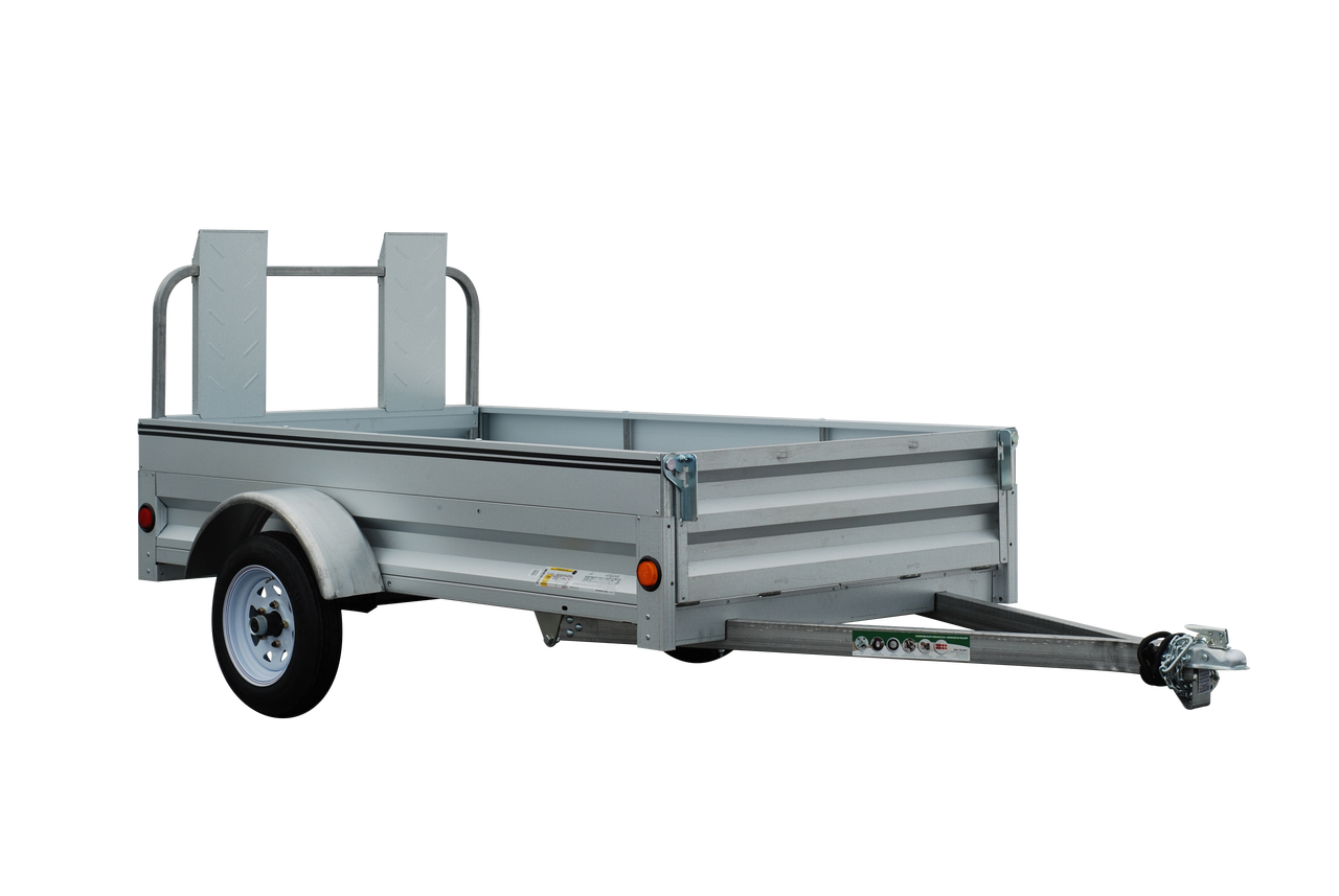 "9"" Top Load Retention for 4ft Trailers"