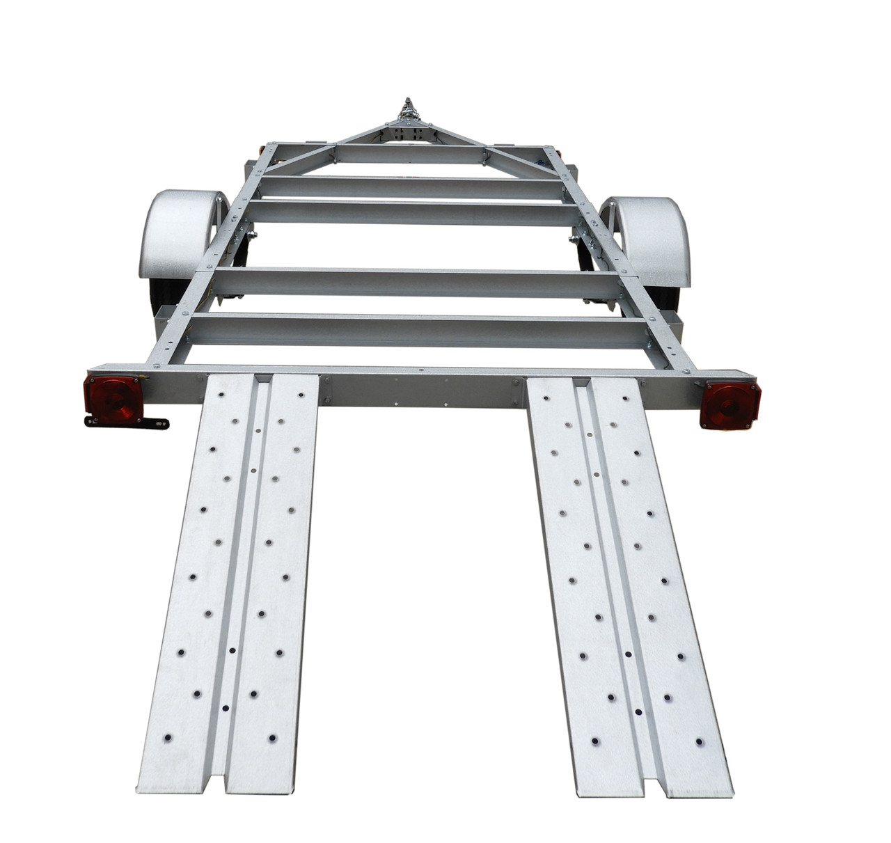 "36"" Galvanized Ramps for Kit Trailers"