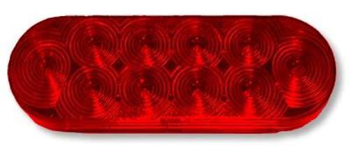 Led Stop/Turn Oval Light