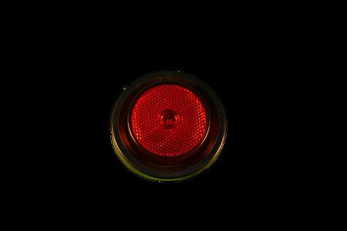 "LED 2 1/2"" Red Marker Light"