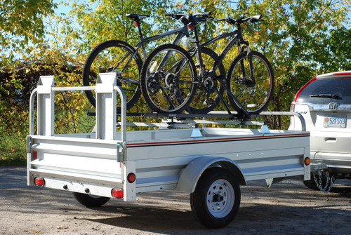 Adjustable Trailer Cargo Rack