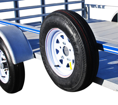 Rail side trailers (Only 4' X 6' models)   Will fit on 48-072-ROL & 48-072-ROS & 48-072-ROR