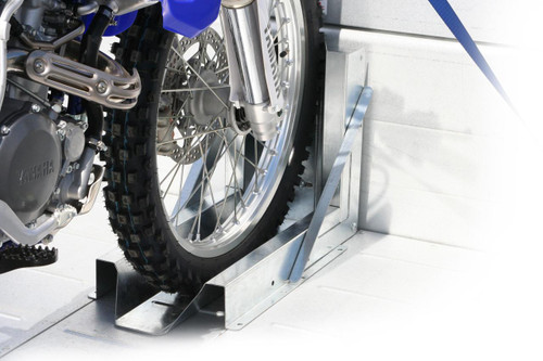 Motorcycle Wheel Chock Kit