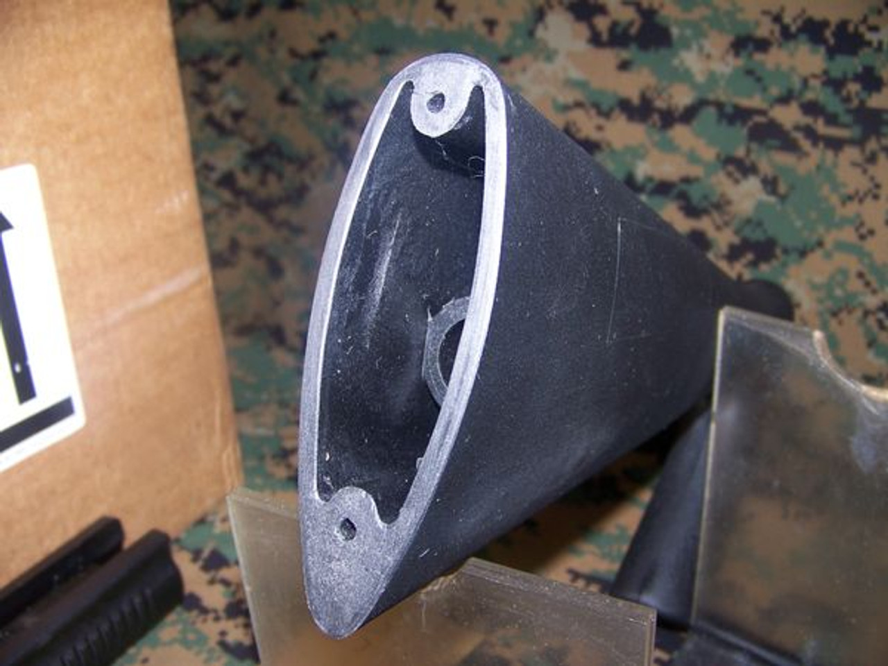 "Remington Supercell recoil pads, 13"" LOP and 14"" LOP for LE Stocks, with screws"