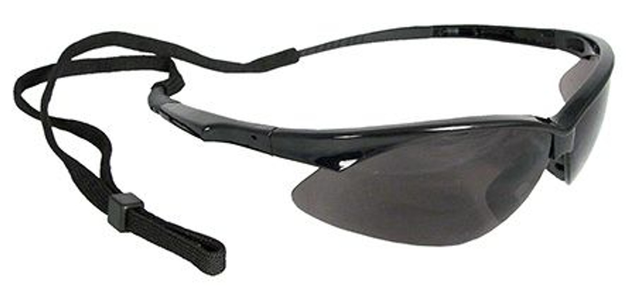 Radians Outback Shooting Glasses, Clear, Smoke