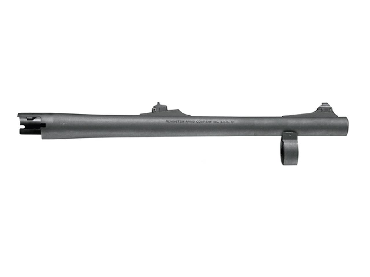 "Remington Police Barrel, 14"" Rifle Sights"