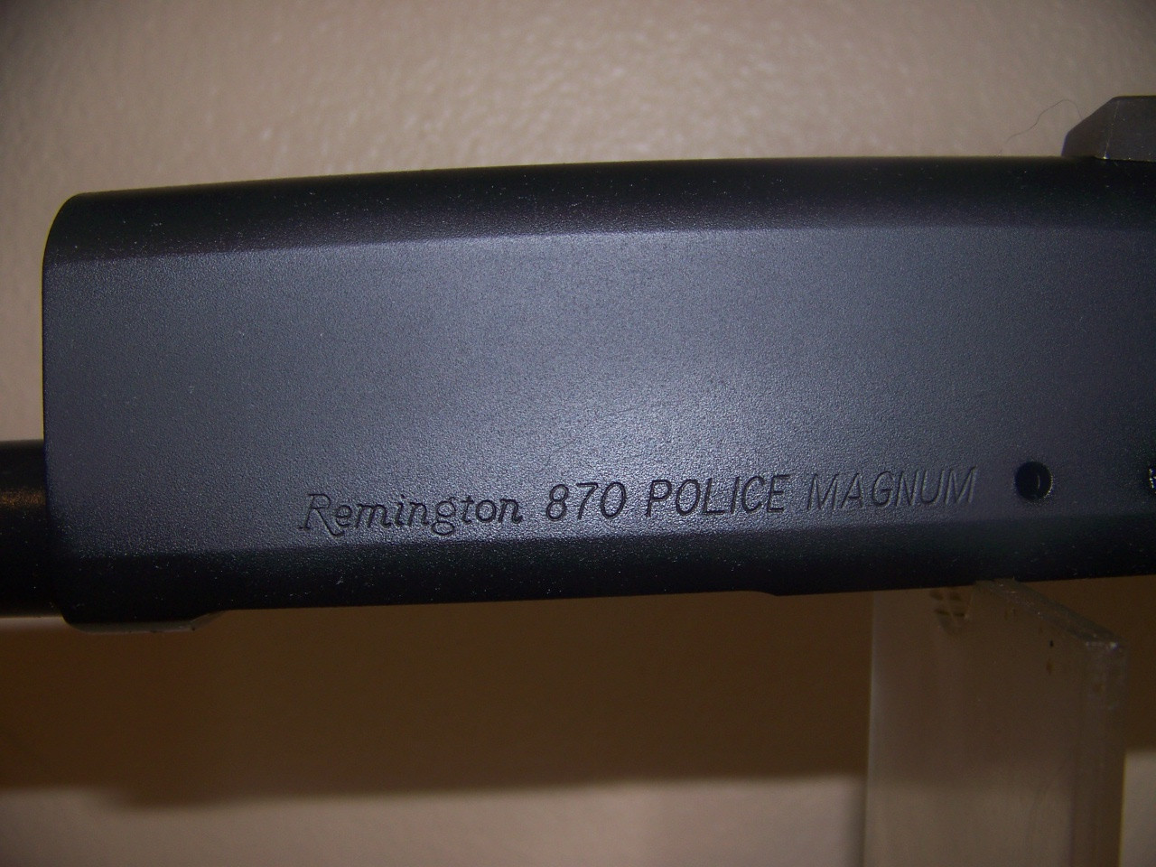 Remington Virgin 870P Receiver with WC/Ghost Ring