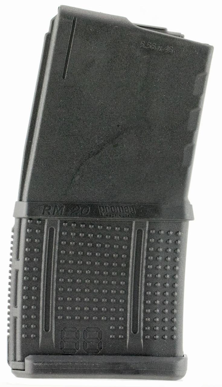 Pro Mag  20rd AR-15 Magazine with Anti Tilt Roller Follower