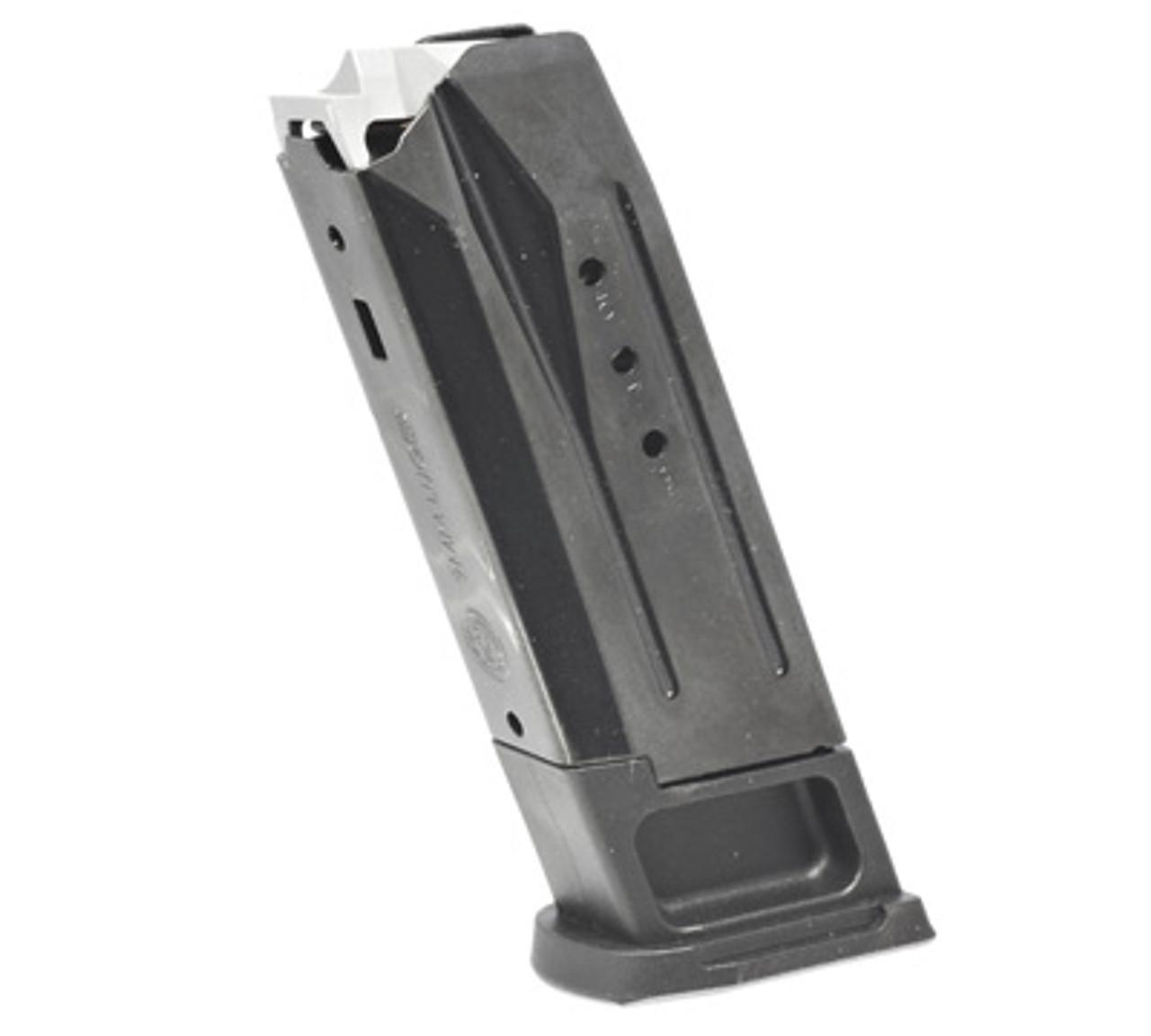 Ruger 90638 OEM 9mm Luger Ruger Security-9 10rd Black Oxide