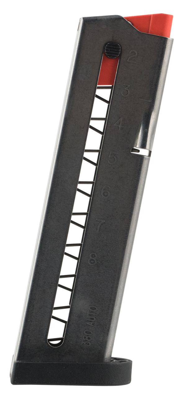 Smith & Wesson 3008882 OEM 380 ACP Magazine M&P Shield EZ 8rd