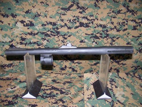 "Remington 14"" 11-87 Police Barrel, Parkerized Rifle Sights"