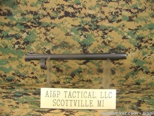 "Remington 12ga 870 Police 14"" Barrel XS Low Profile sights"