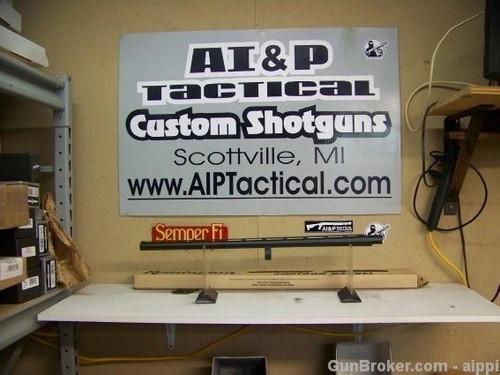 """Remington 12ga 870 barrel 26"""" VT RC BS Matte"""