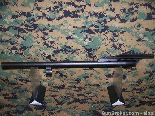 Remington 870 20ga fully rifled Cantilever Barrel