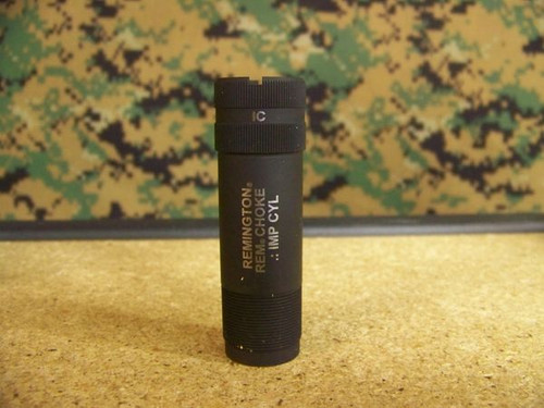 Remington Rem Choke Tube, Extended with Knurled end.  Rated for Steel or lead shot