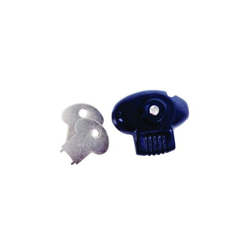 This economical, plastic trigger lock is a great way to prevent accidents and unauthorized use of your firearm.  This lock is only available in bulk.  Each lock ships with two Security keys and instructions in a plastic bag.  All of the locks are keyed alike making them perfect for store owners looking to safe guard their inventory.    3-pack or 5- packs are listed in the above drop box