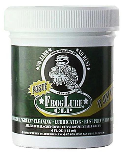 FrogLube 14696 CLP Paste Jar Cleaner/Lubricant 4 oz