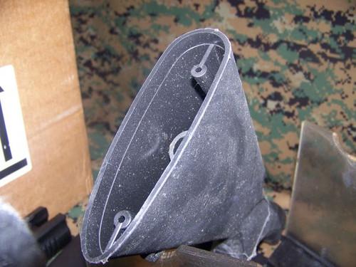 Remington R3 Recoil pad for Remington Synthetic Stocks.