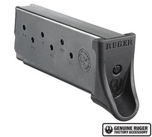 Ruger LC9 Extened Magazine 7 shot finger