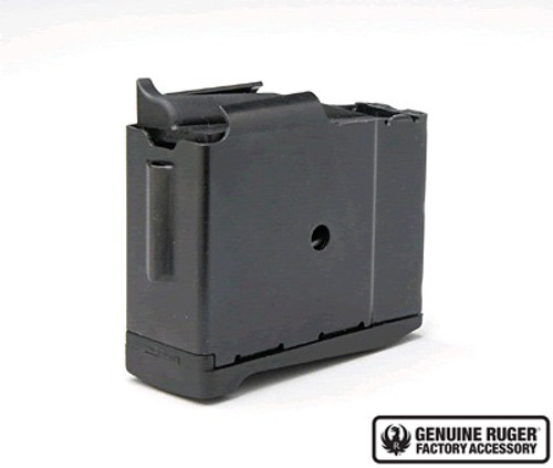Ruger Mini 30, Factory magazine, 5 rd