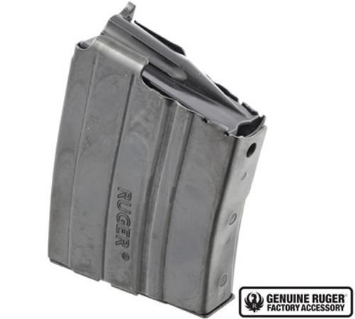 Ruger Mini 30, Factory magazine, 10rd