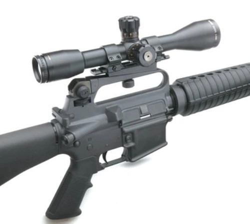 B Square AR See through Scope Mount