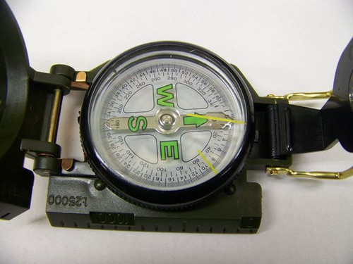 Land Navigational Compass