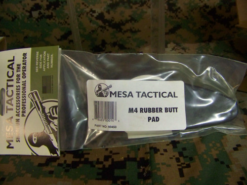 Mesa Tactical M4 Slip on Recoil pad