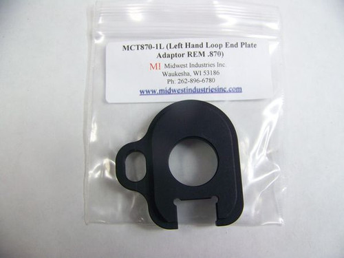 Midwest Industries Left Hand Loop Plate for Remington Shotguns