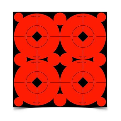 "Birchwood/Casey 3"" spots, slef-adhesive target spots"
