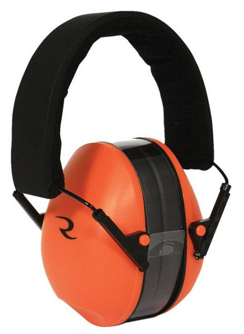 Radians Lowset Earmuff, Pink or Orange