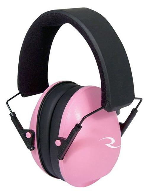 Radians Lowset Earmuff, Pink or Orange