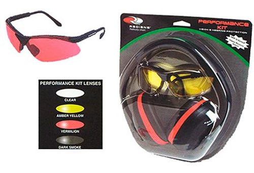 Radians Performance Kit, includes Shooting Glasses and Ear Muffs