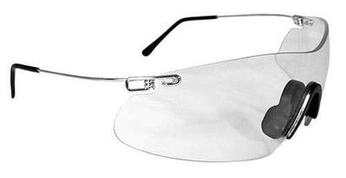 Radians Clay Pro Shooting Glasses, Clear