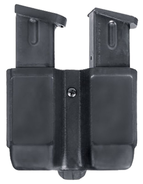 Black Hawk Double Magazine Case for Single 9mm / 40 / 45 Cal / 357Sig