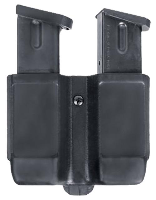Black Hawk Double Magazine Case for Single 9mm / 40 / 45 Cal / 357Sig