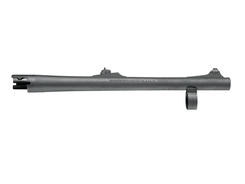 "Remington Police Barrel, 14"" Rifle Sights"