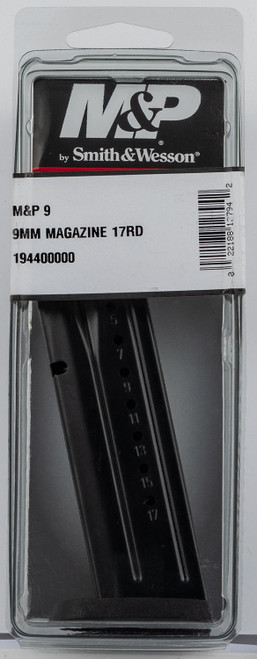 S&W M&P Factory Magazine9mm Luger 17rd