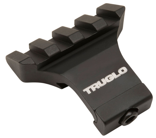 True Glow Riser Mount 45 Degrees Picatinny Rail
