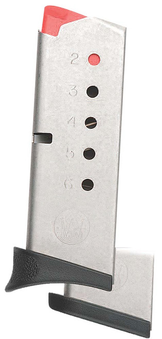 Smith & Wesson Factory Magazine, Body Guard. 6rd
