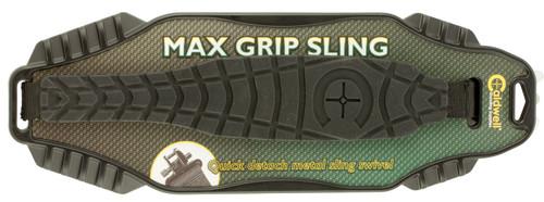 """Caldwell 156219 Max Grip Sling with QD Swivel 2.75"""" W x 20""""-41"""" L Adjustable Black"""