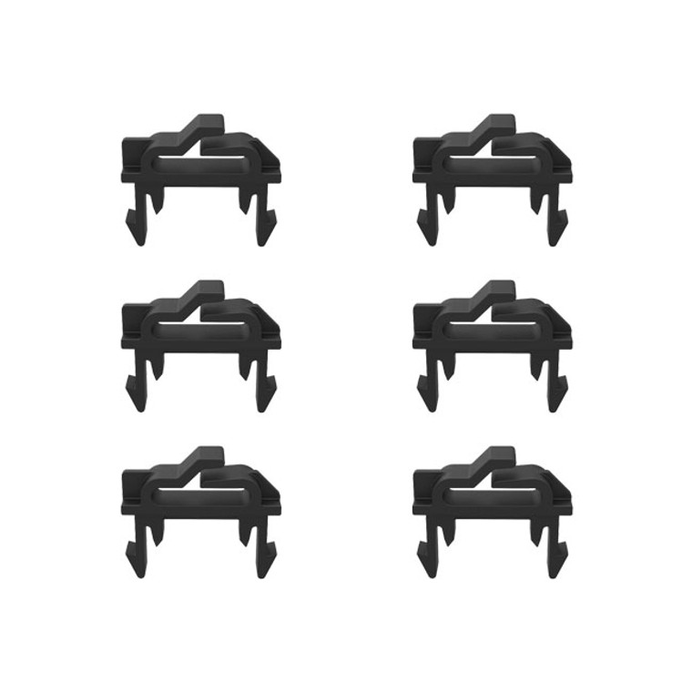 Line Clip 6 Pack-Traditional Rotary - FD902506