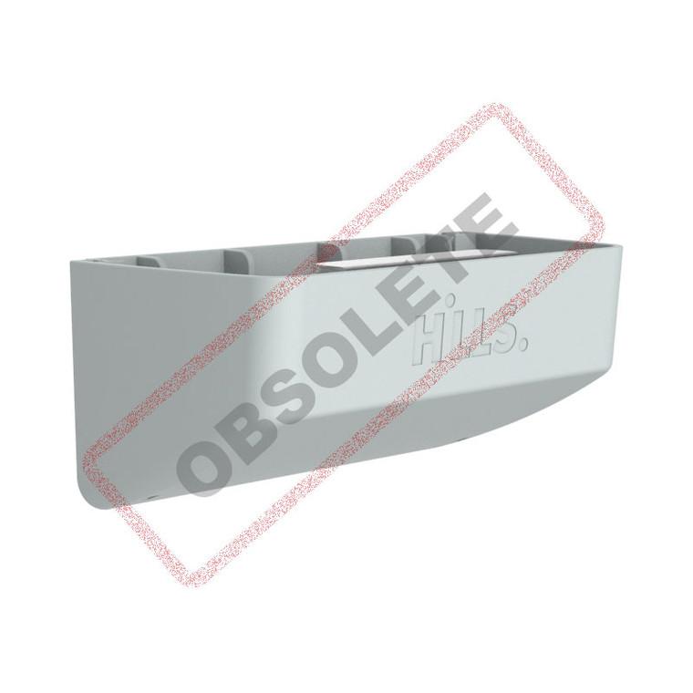 Receiving Bracket Slim 4 & 6 Silver Retractable Clothesline - FD901739